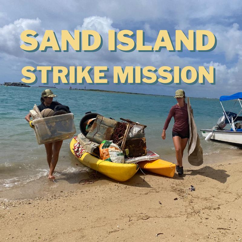 Sand Island Strike Mission