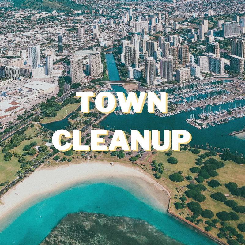2021 Town Cleanup Recap