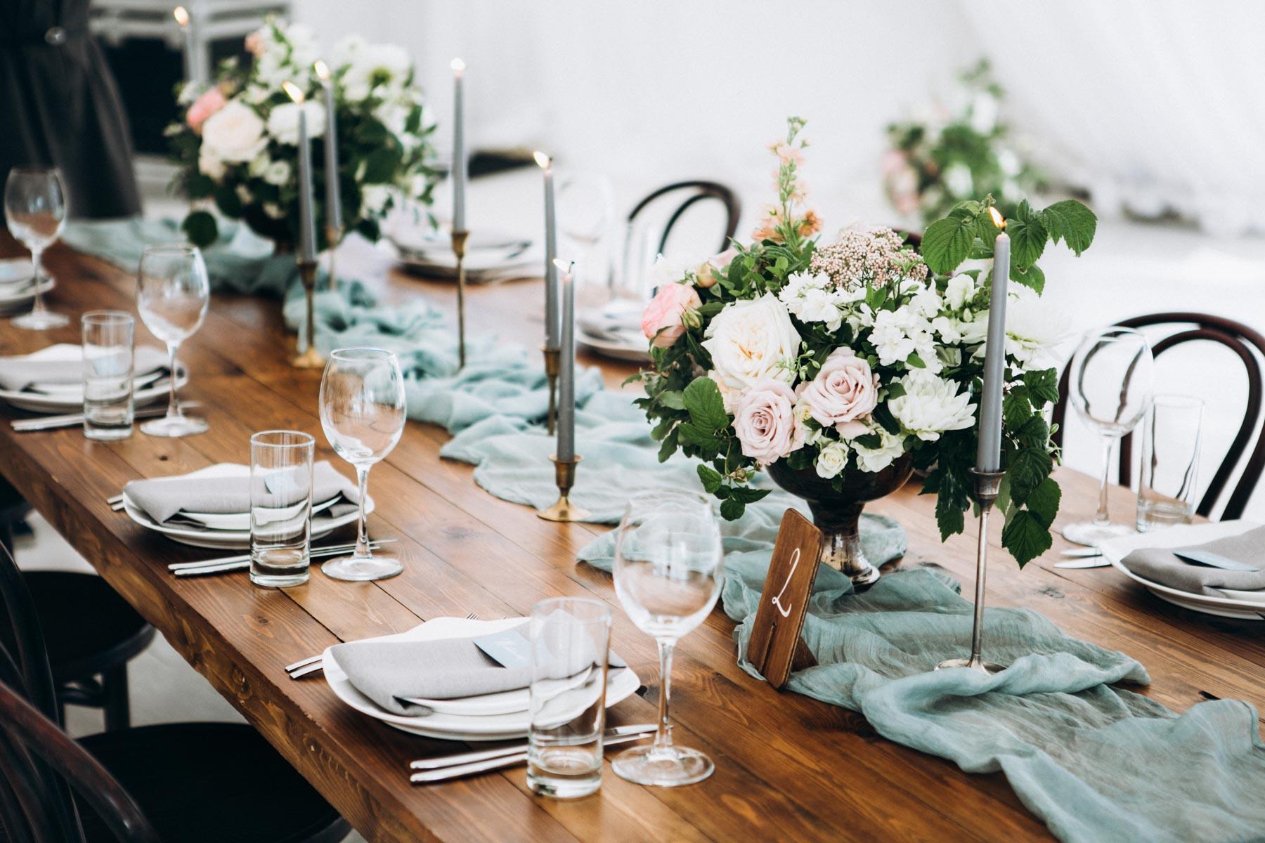 Dekoration für eure Hochzeit