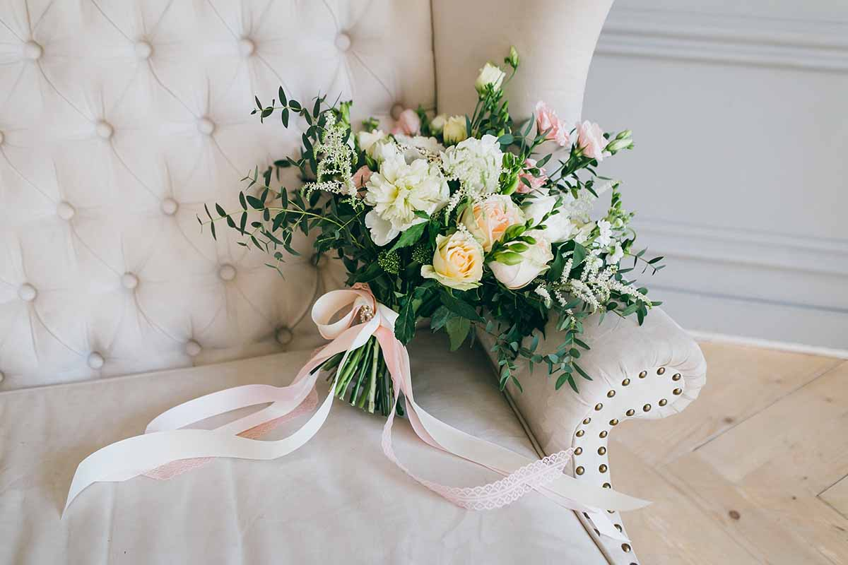 Bruiloft ideeën bloemen