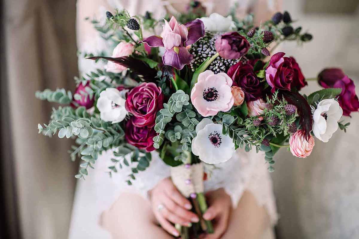 bridal bouquet | wedding floristry Austria