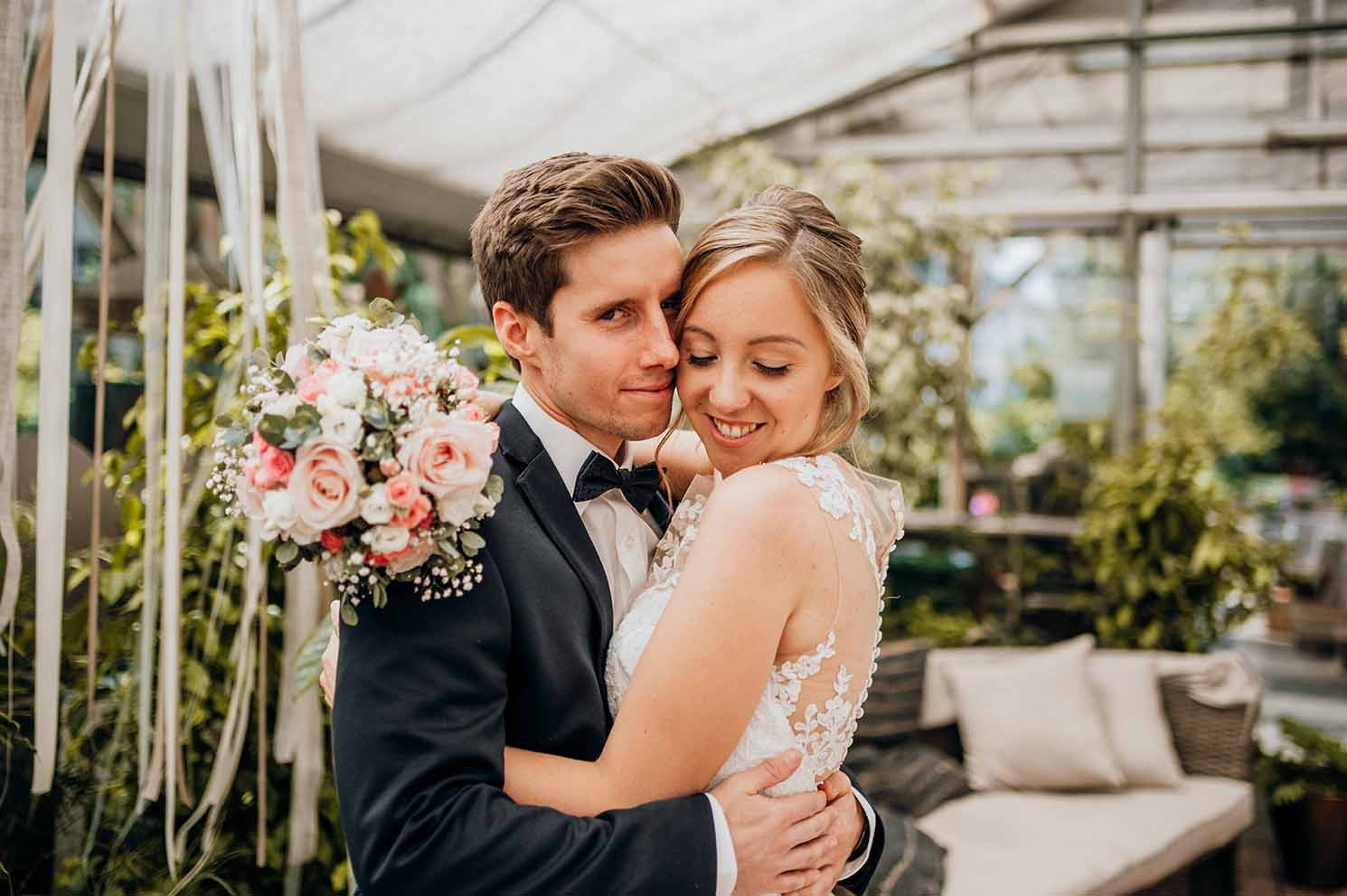 """Hochzeitsfotografin """"Bildfokus Fotografie"""""""