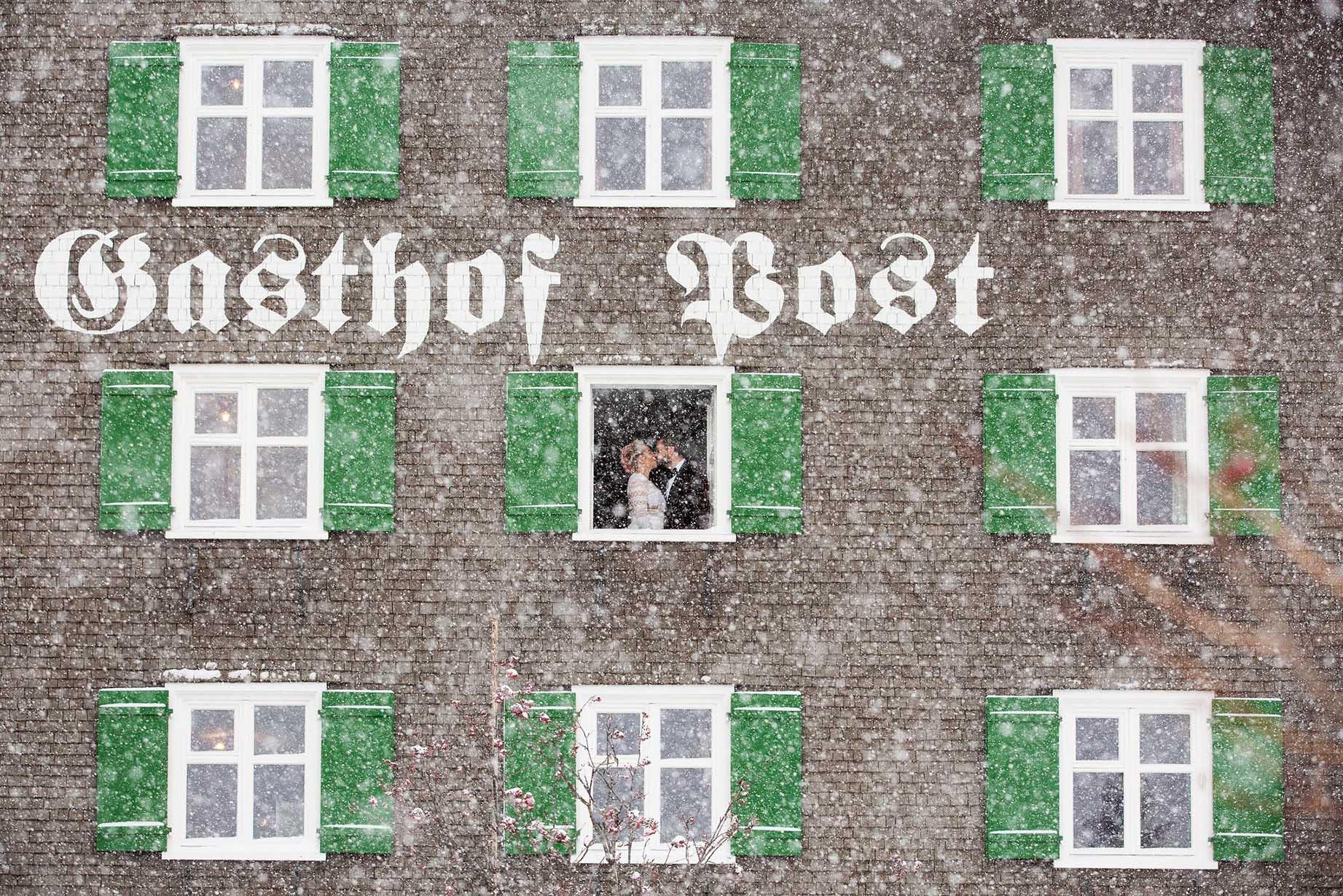 """Hochzeitslocation """"Hotel Post"""""""