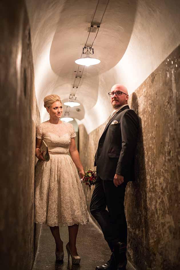 """Hochzeitslocation """"Mohren Braukeller"""""""