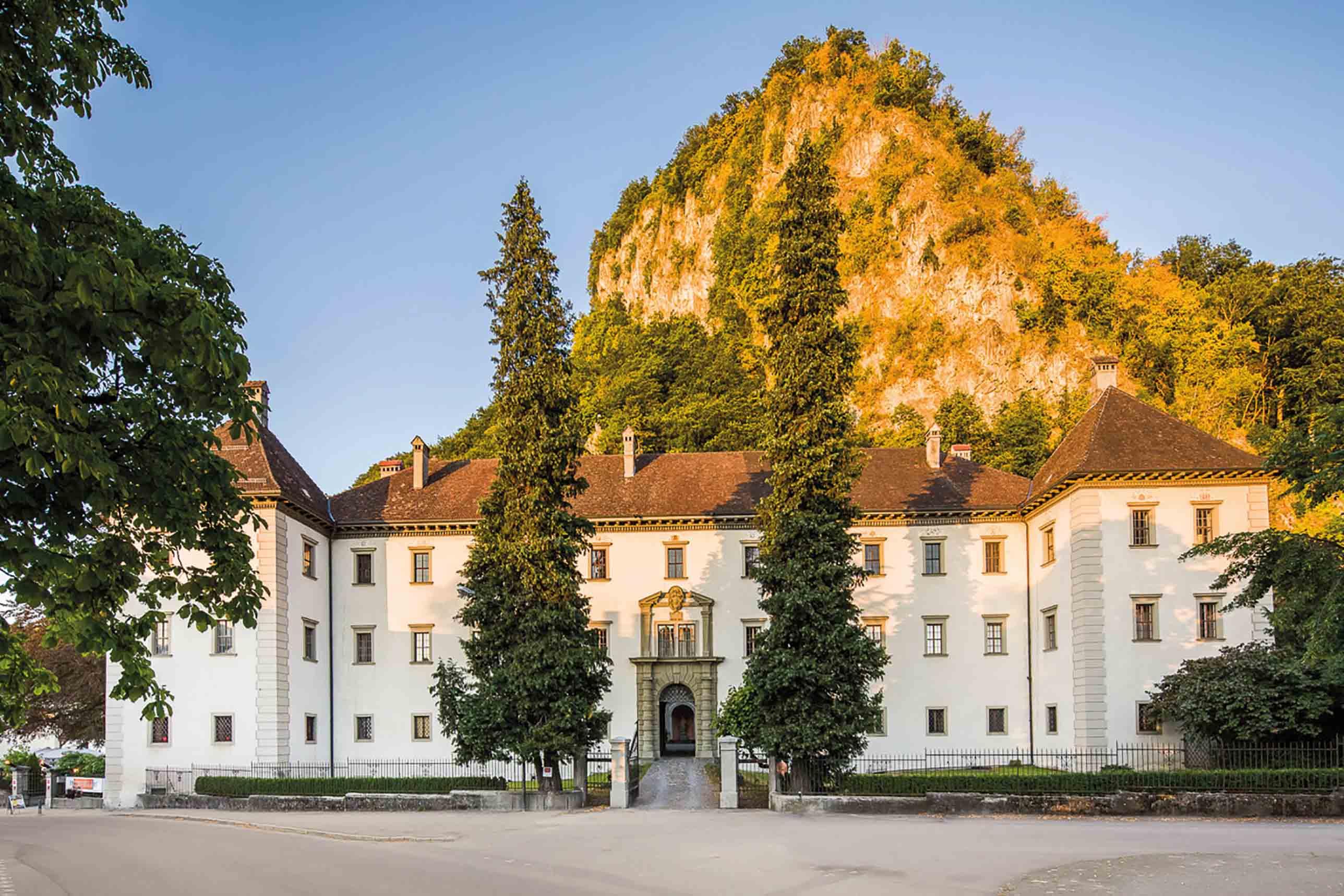 """Hochzeitslocation """"Palast Hohenems"""""""