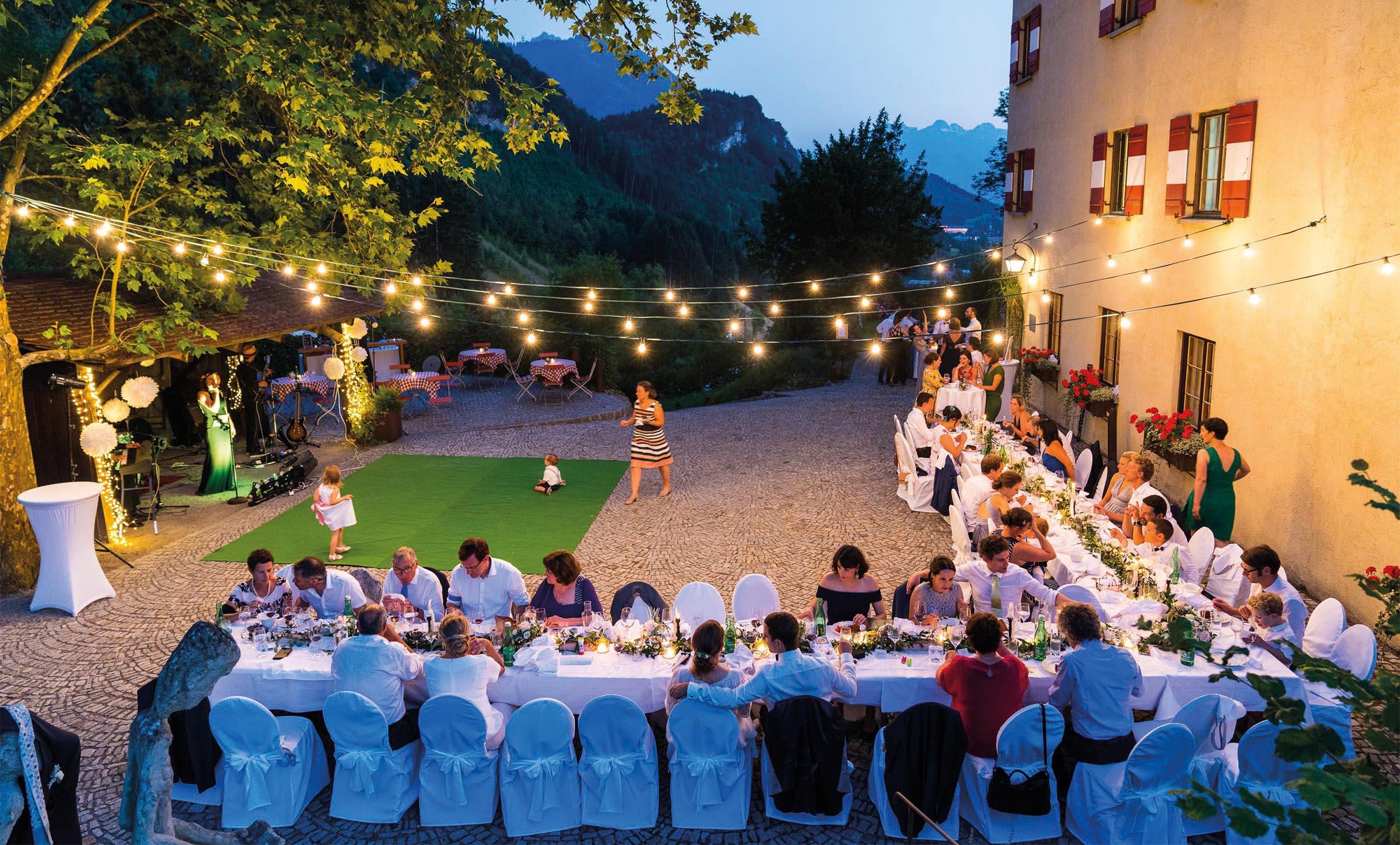 """Hochzeitslocation """"Schloss Amberg"""""""