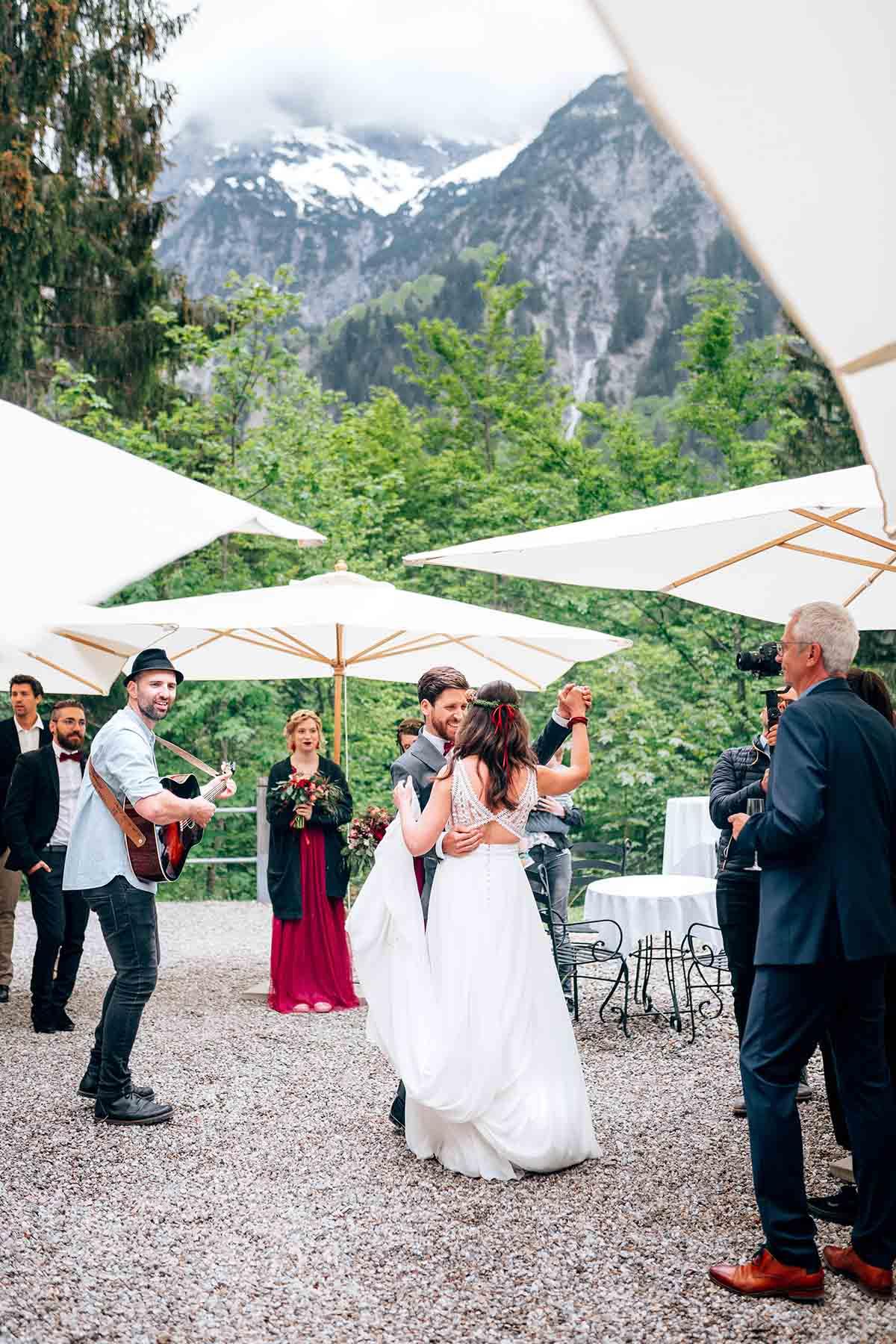 """Hochzeitslocation """"Villa Maund"""""""