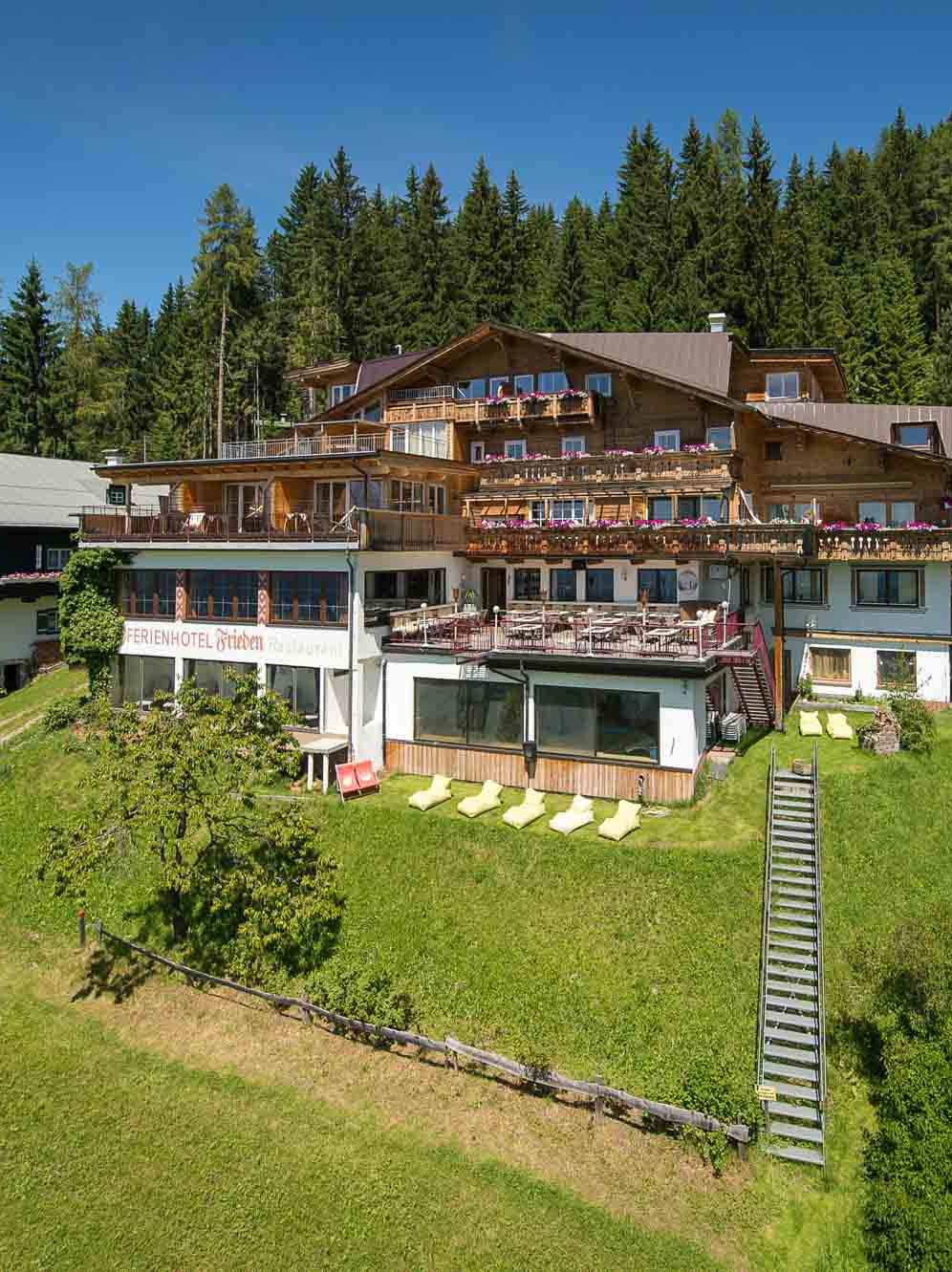 Frieden – Das Alpine Panorama Hotel | Hochzeitslocation