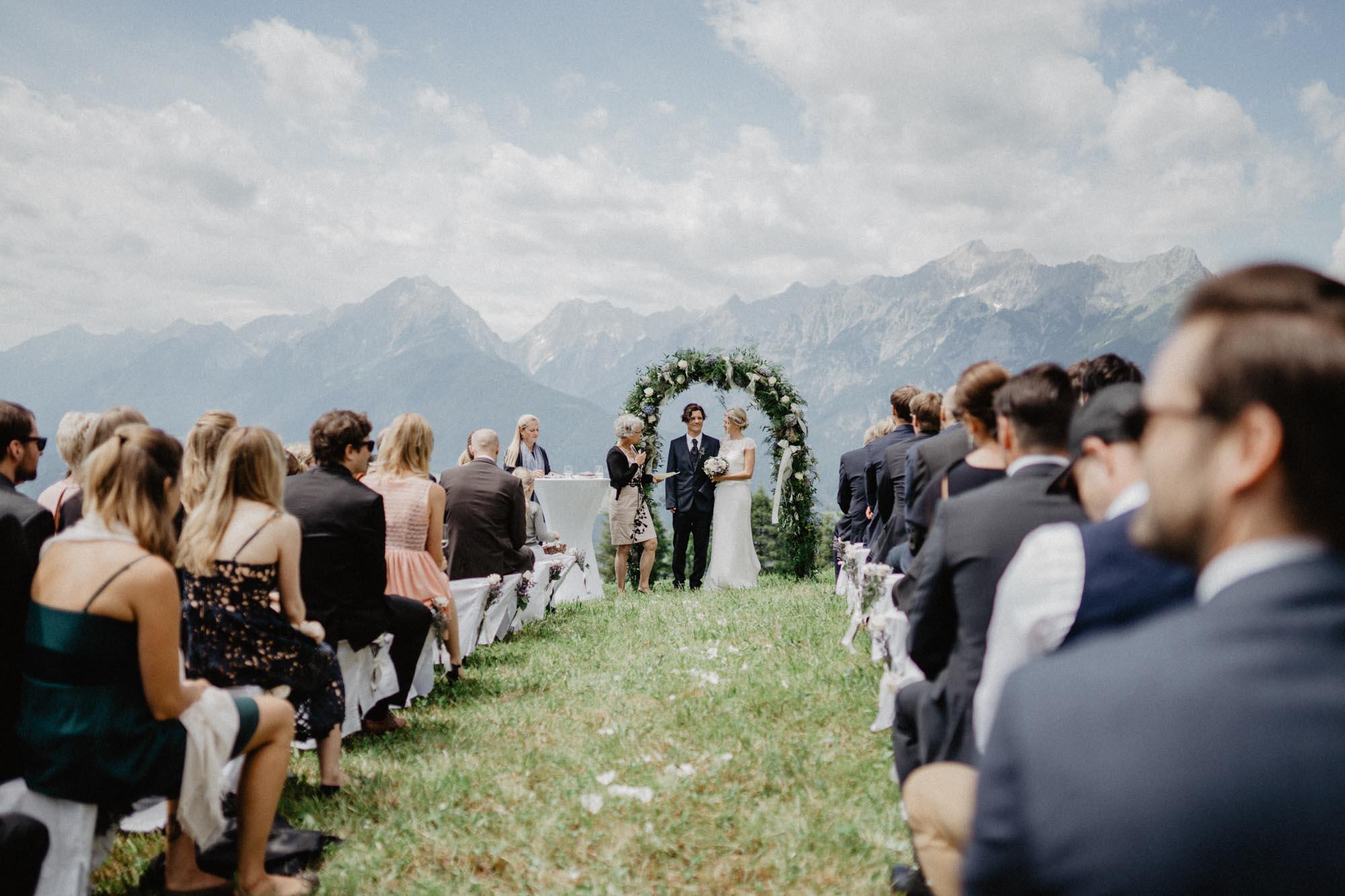 Frieden - The Alpine Panorama Hotel | Wedding Location