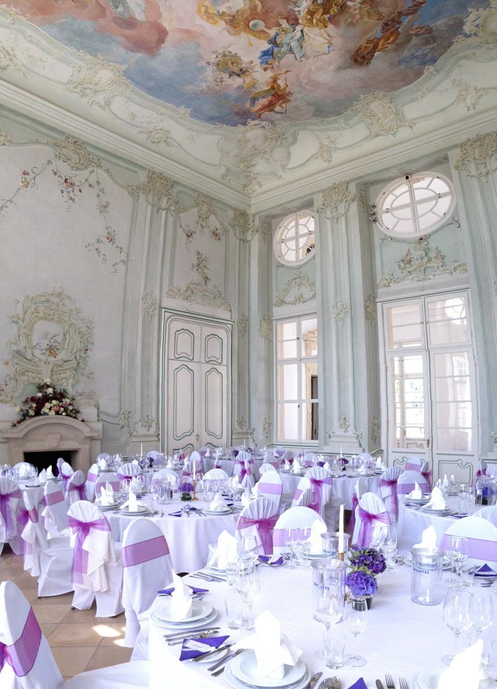 """Hochzeitslocation """"Knappenstöckl   Schloss Halbturn"""""""