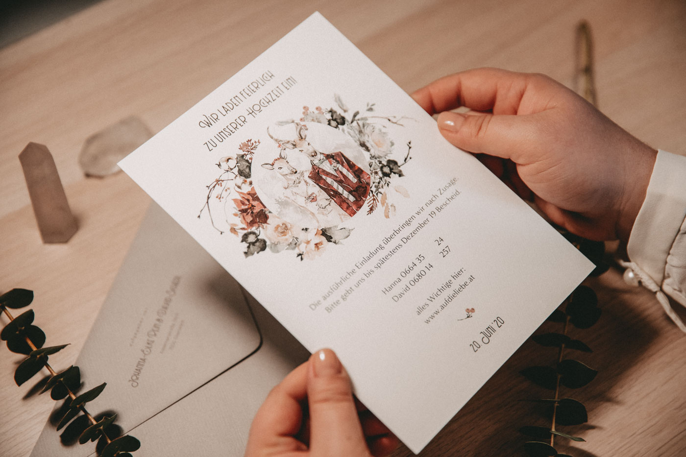 """Hochzeitspapeterie """"PURE • wedding designery"""""""