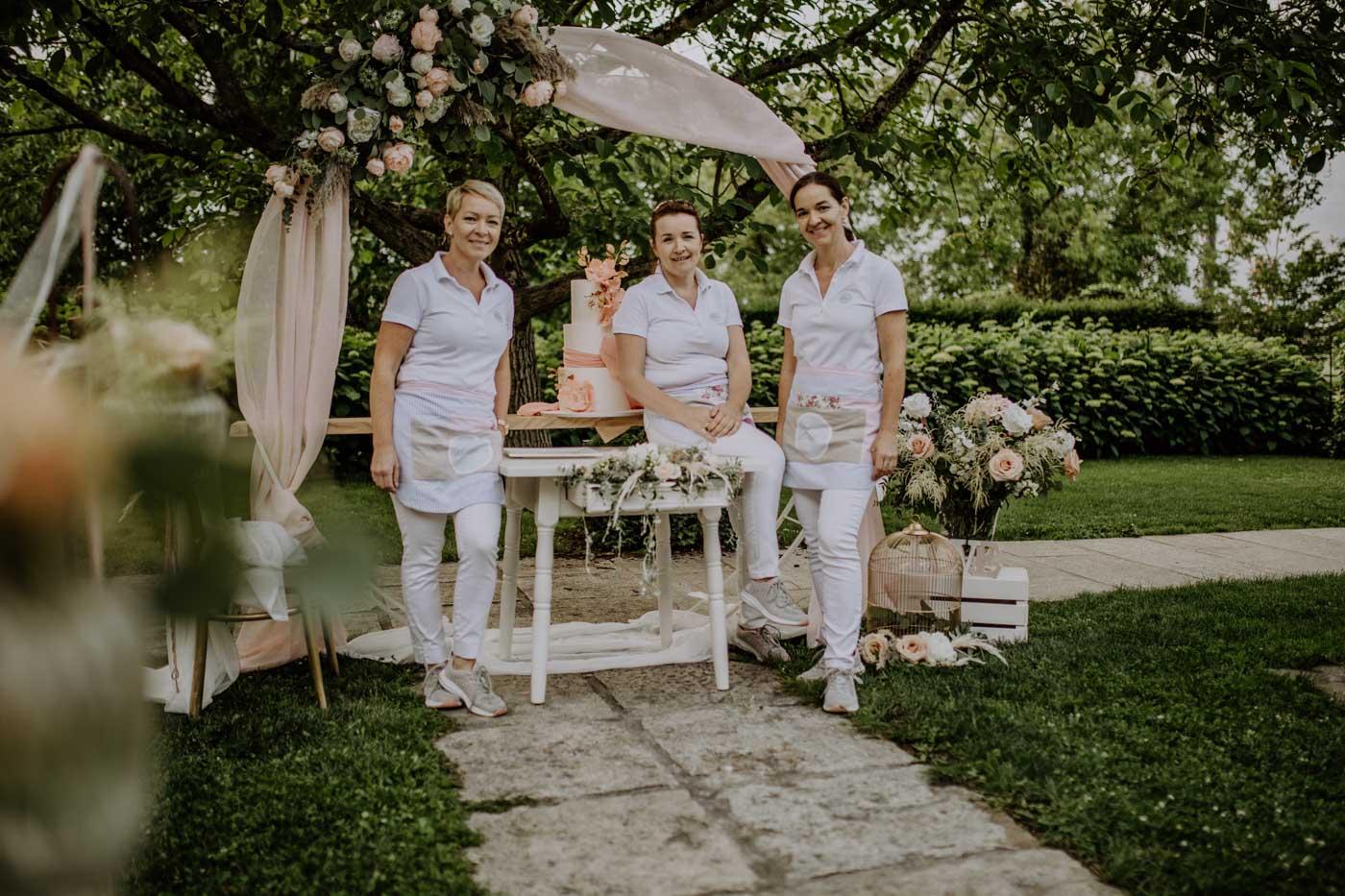 """Hochzeitsdekoration """"Deko Sisters"""""""