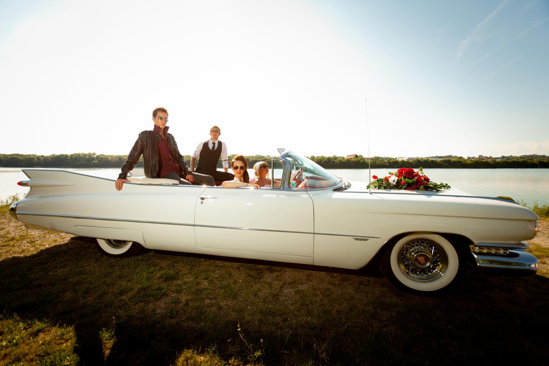 "Hochzeitsfahrzeuge ""Traumlimos"""