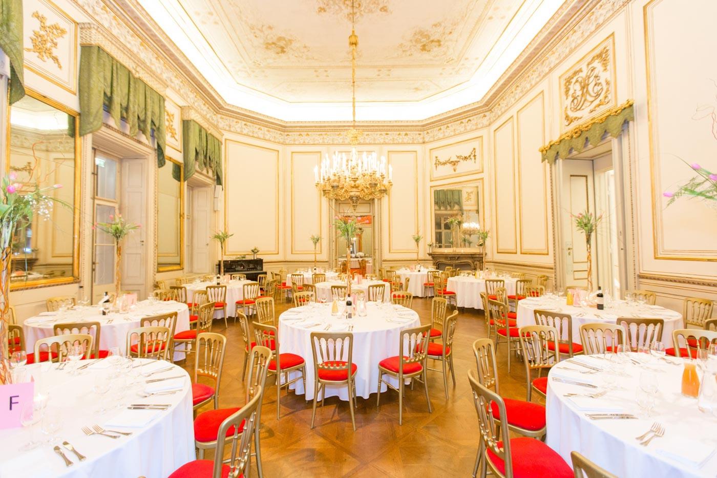 """Hochzeitslocation """"Palais Schönburg"""""""