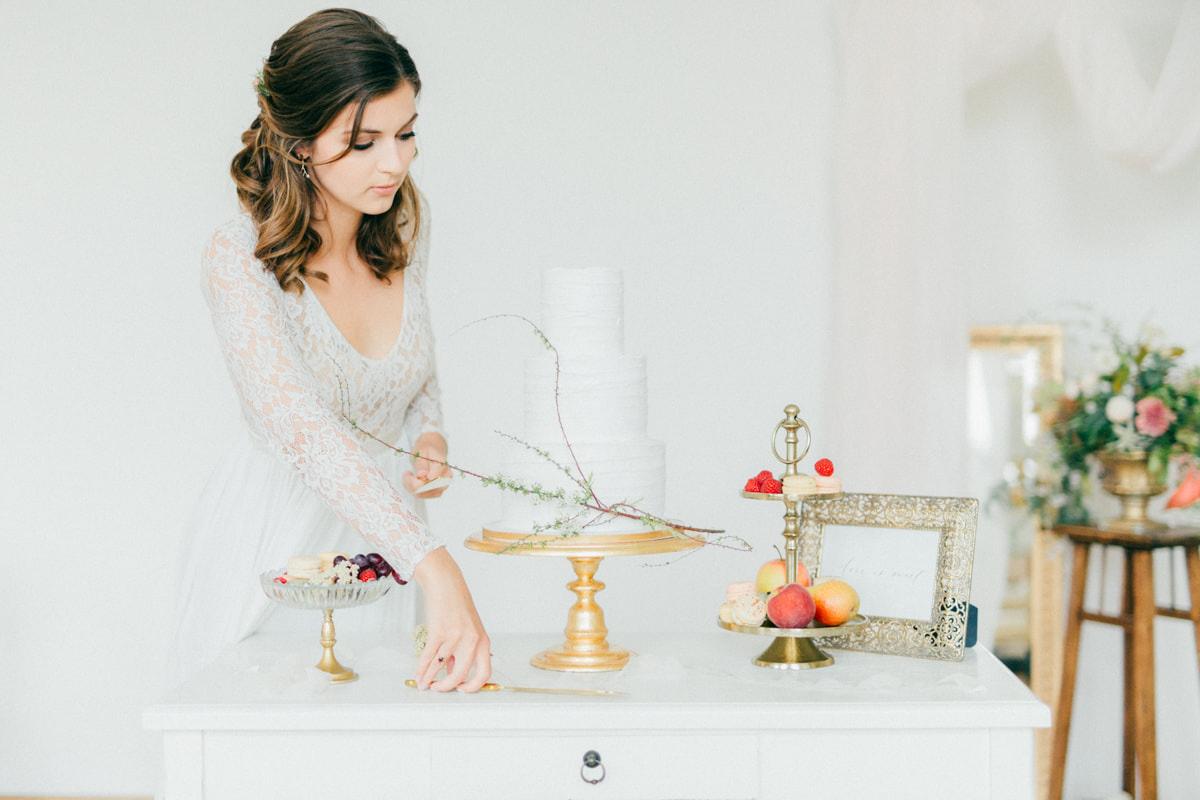 """Hochzeitsdekoration """"Mademoiselle Fée"""""""