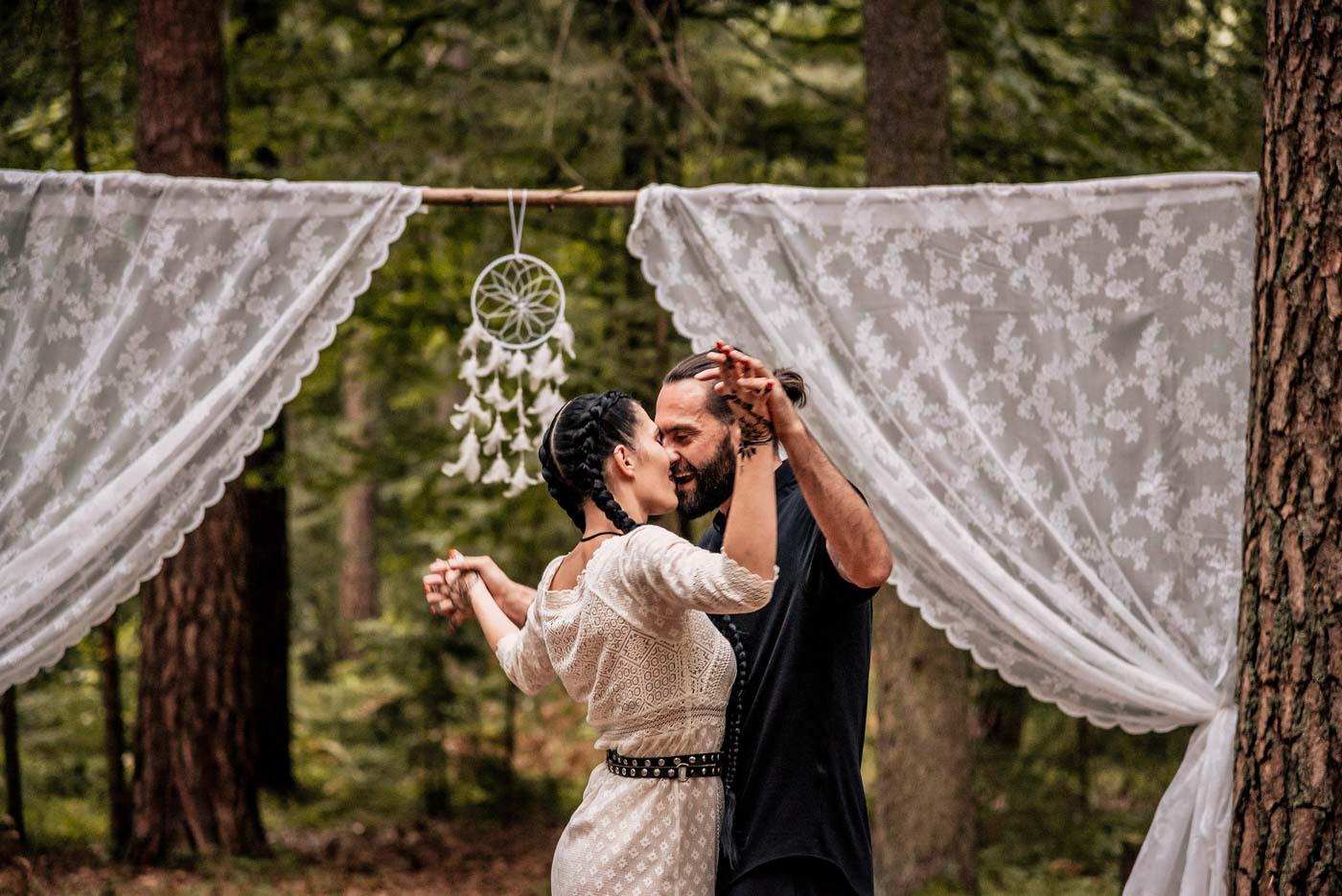 Kaya and Clark - Hochzeitsfotografie und Videografie