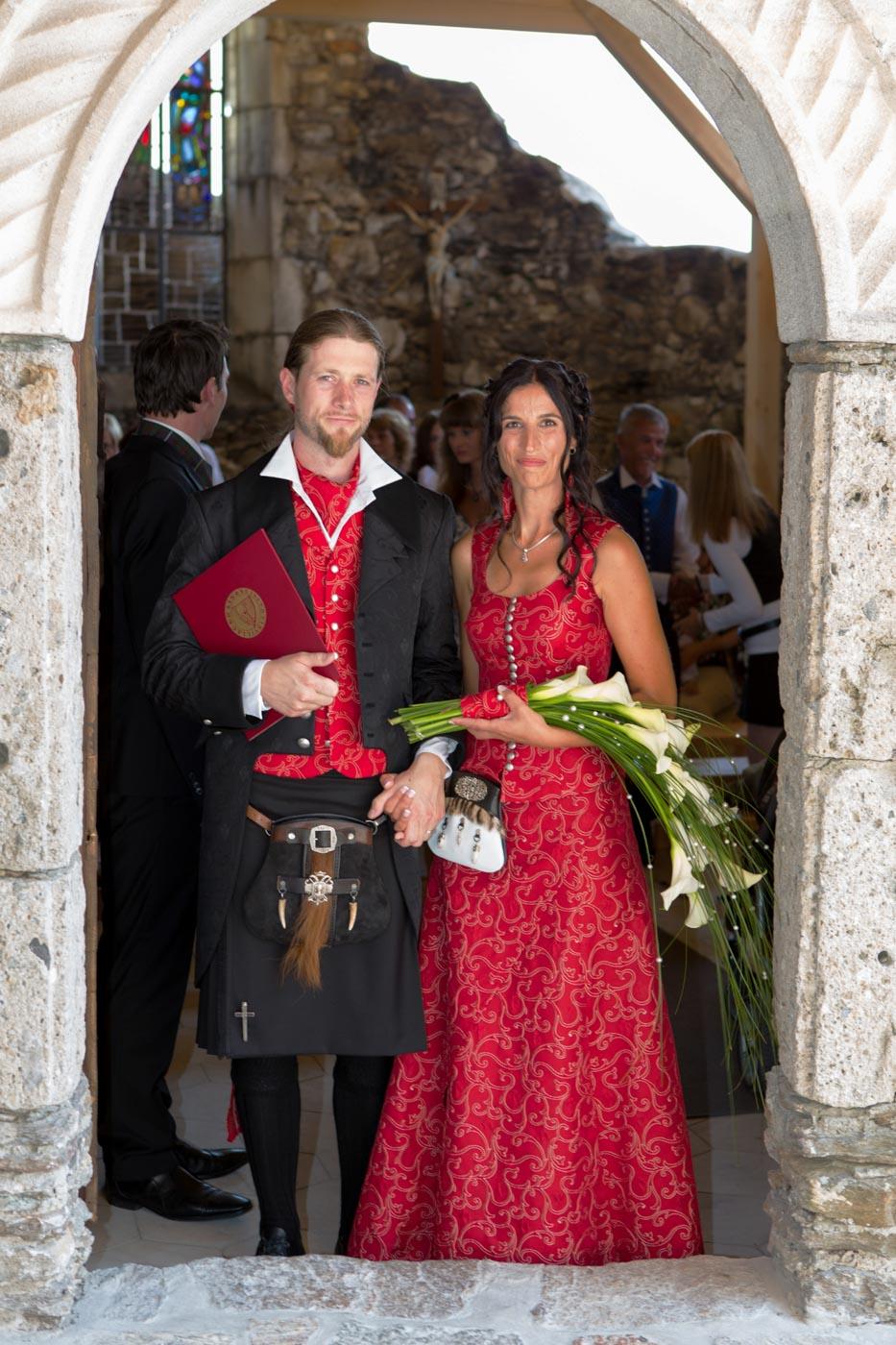 """Hochzeitslocation """"Burg Landskron"""""""