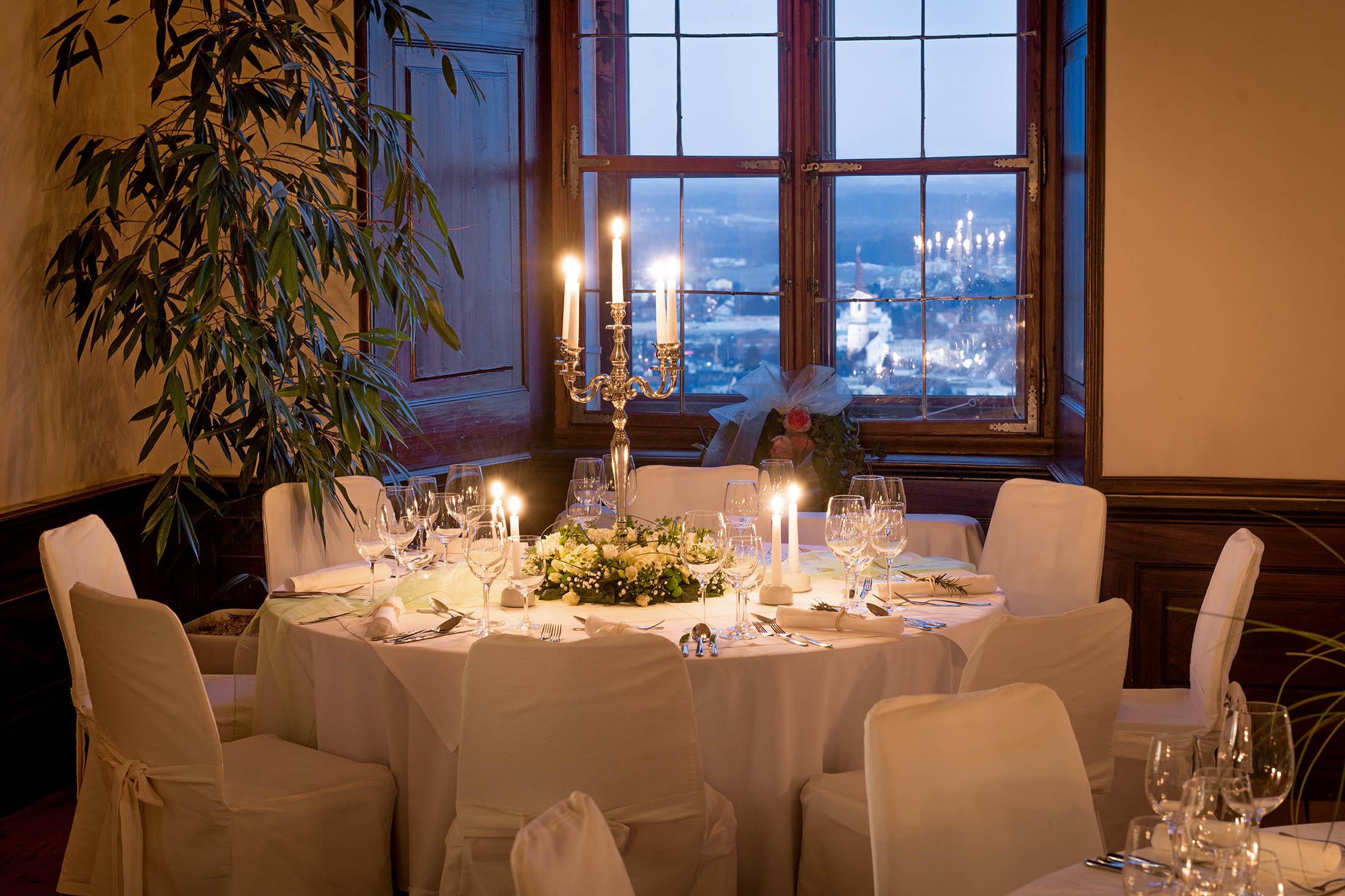 "Trouwlocatie ""Hotel Schloss Seggau"""