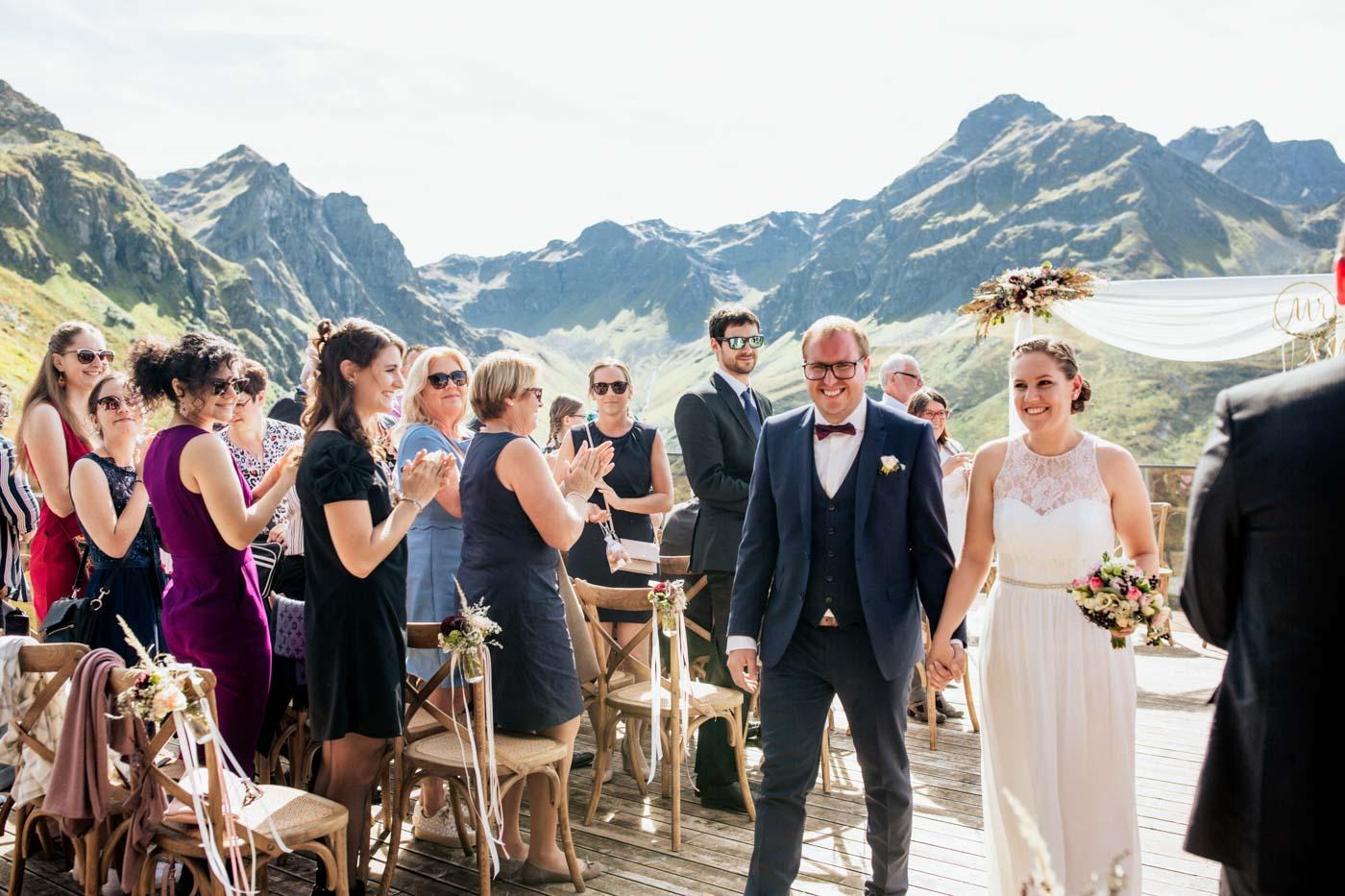 """Hochzeitslocation """"Silvretta Montafon"""""""