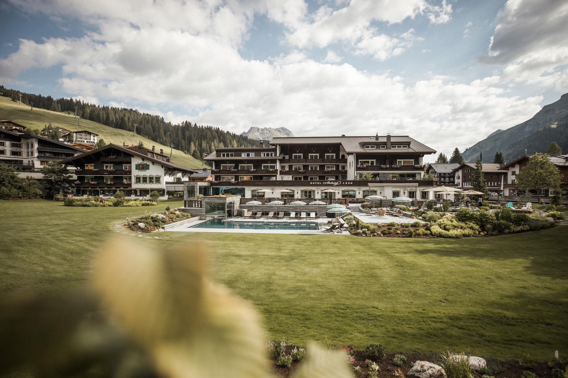 """Hochzeitslocation """"Hotel Arlberg"""""""