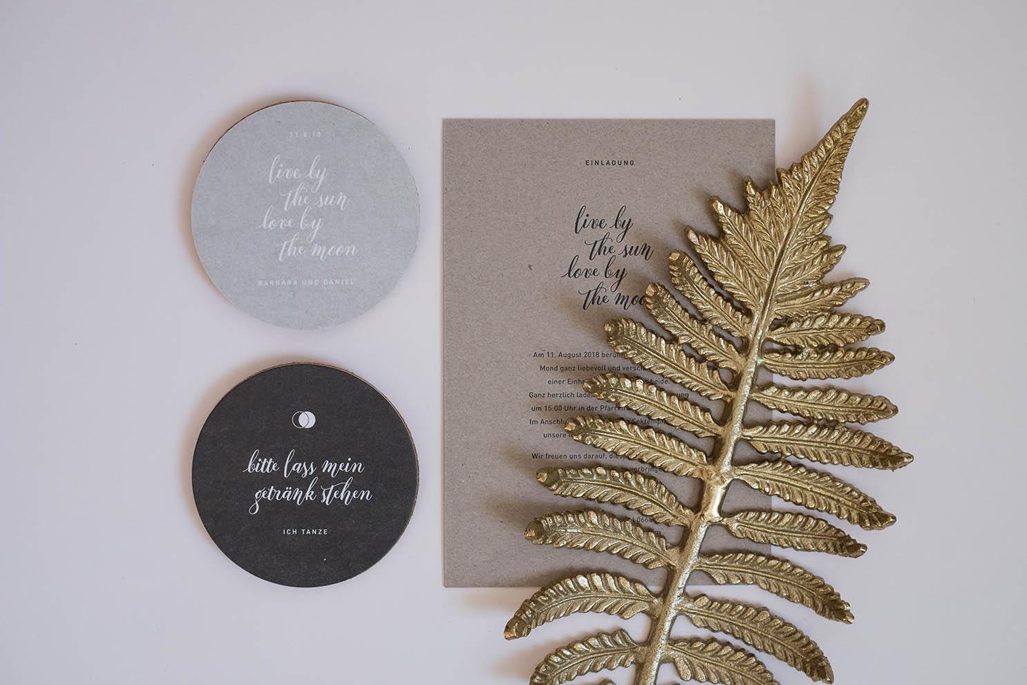 Hochzeitskarten von Simone Angerer