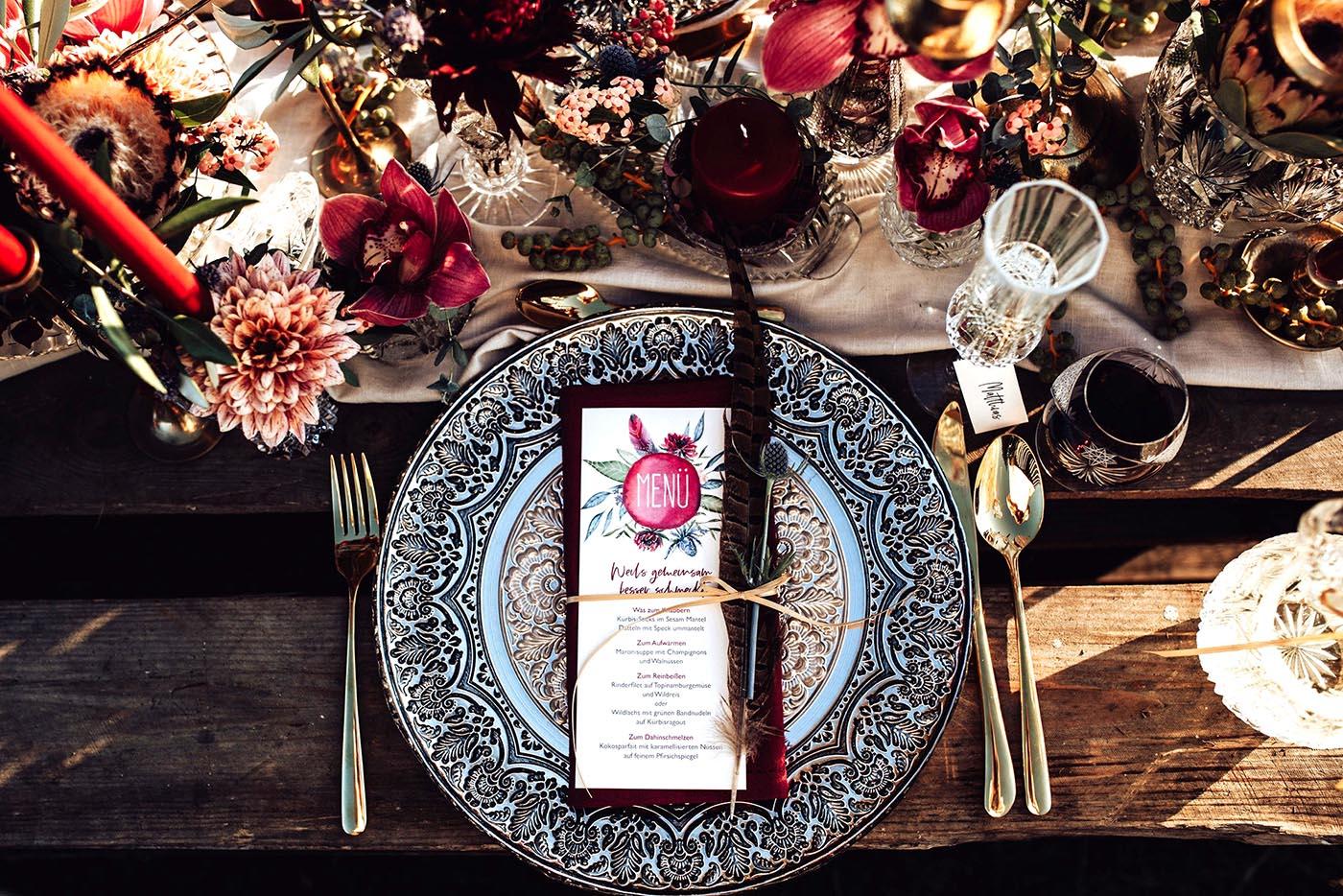HERZanHERZ | Individuelle Hochzeitspapeterie