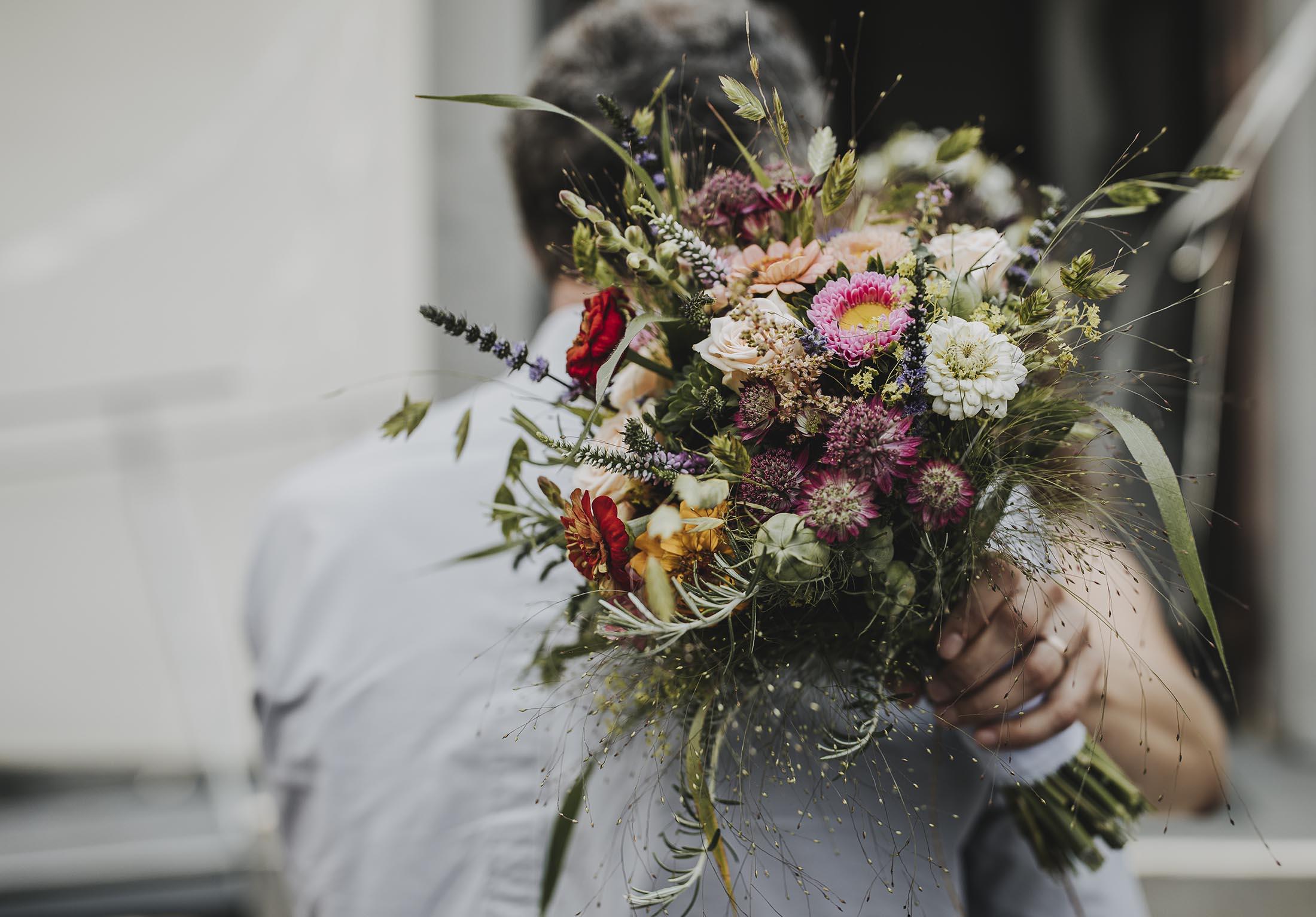 Sennhus Blumenladen | Hochzeitsfloristik