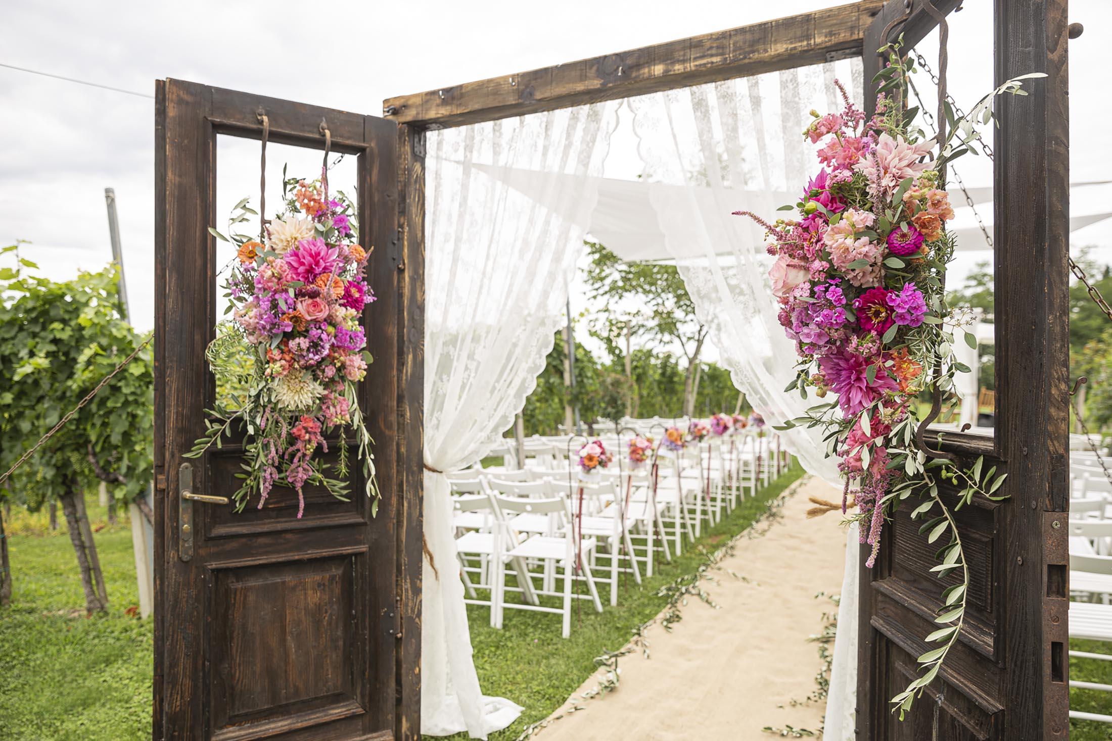 Hochzeitsfloristik | Floristik Obendrauf