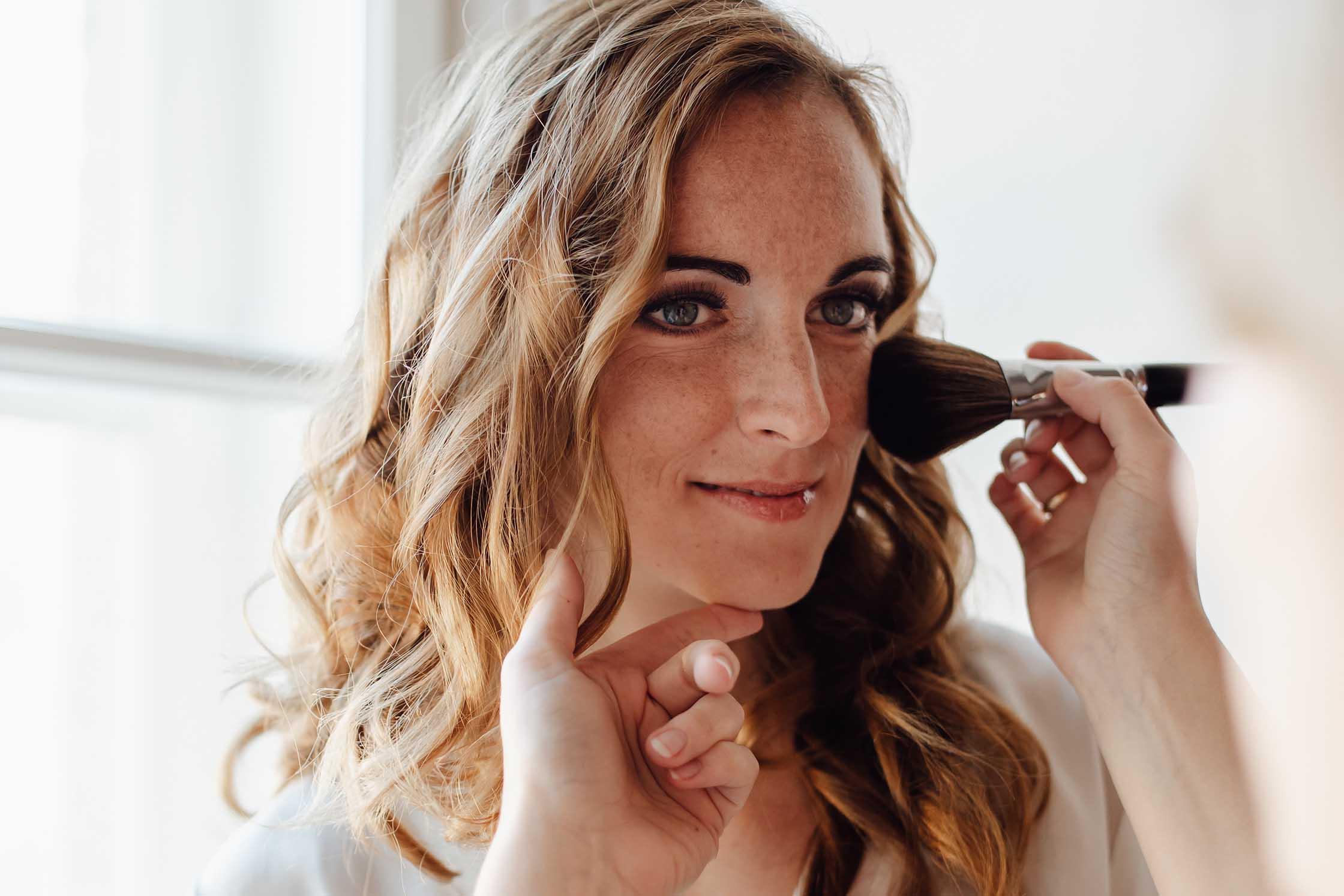 Visagistin & Make-up Artist Steffi Hausberger