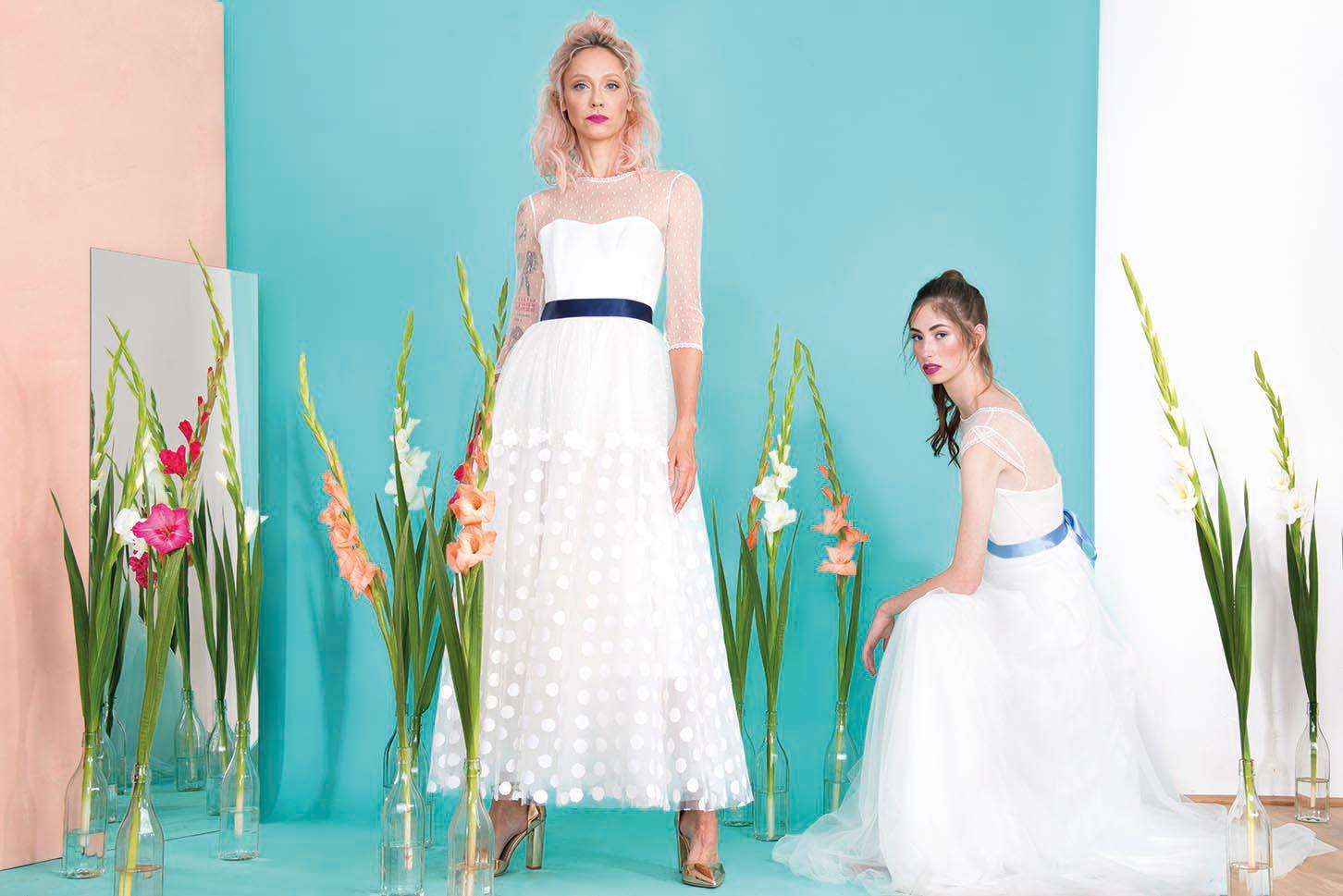 Brautmode von Atelier Maiken K
