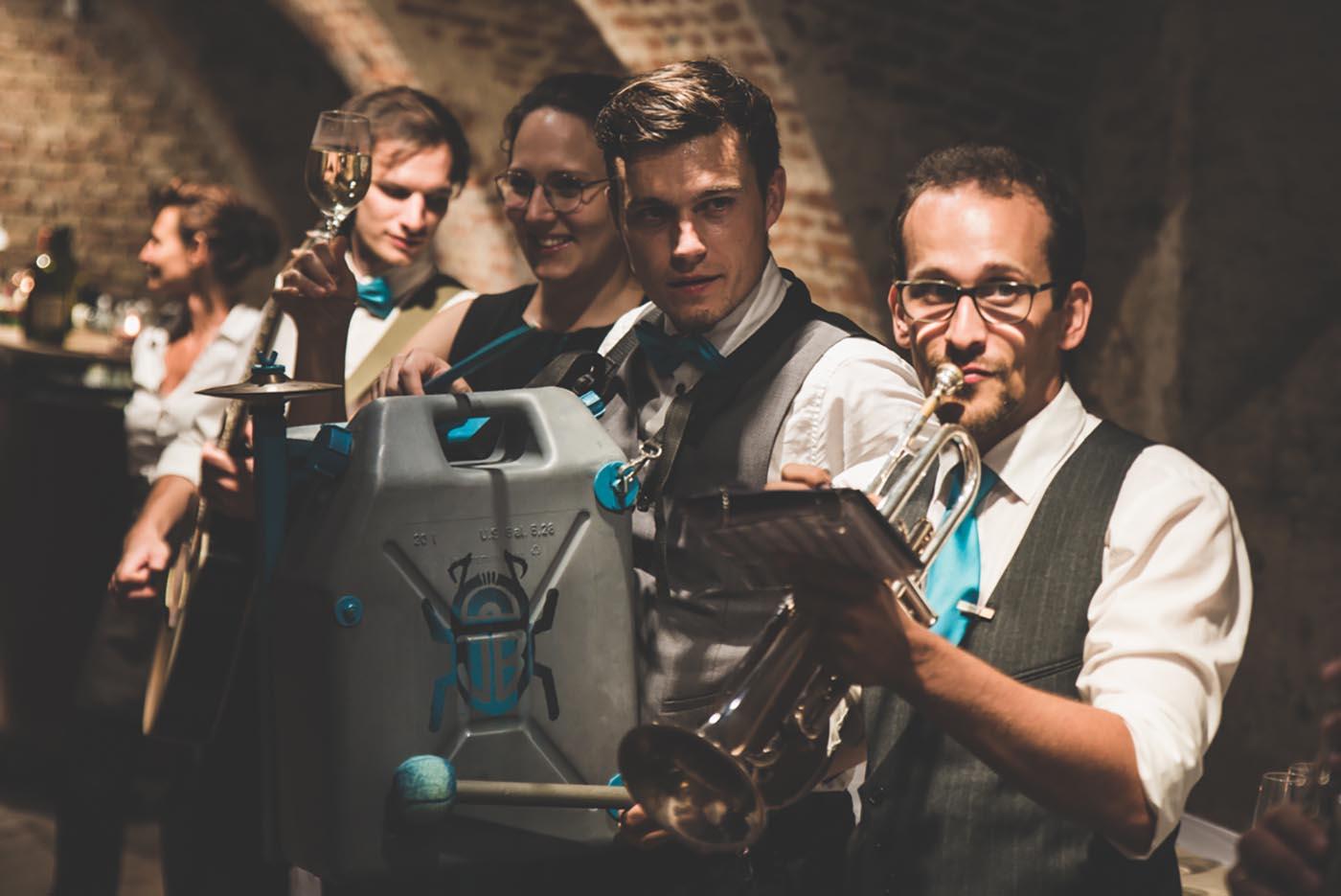 Jukebugs | Hochzeitsband