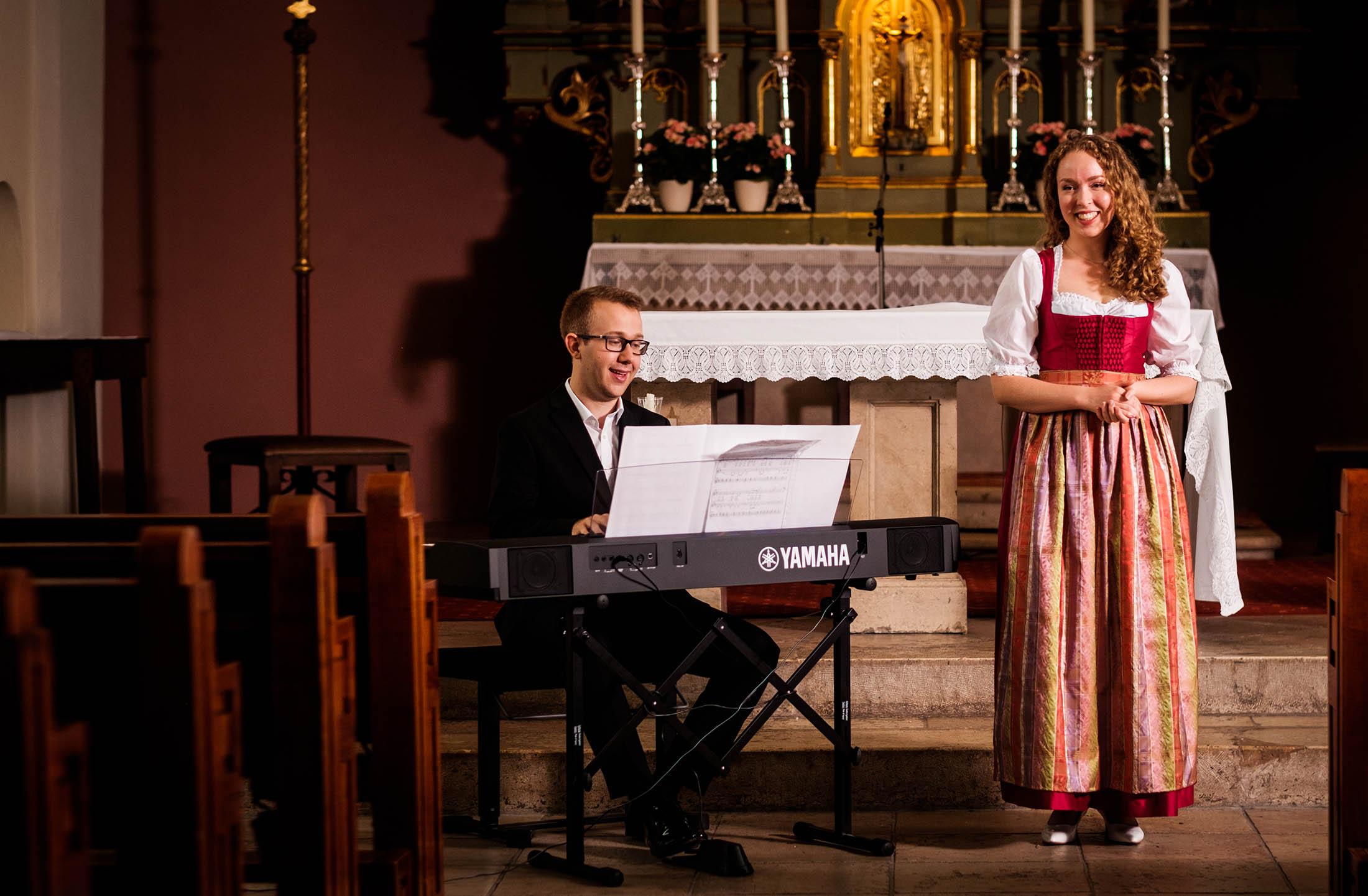 Due Talenti | Musik für eure Trauung & Agape