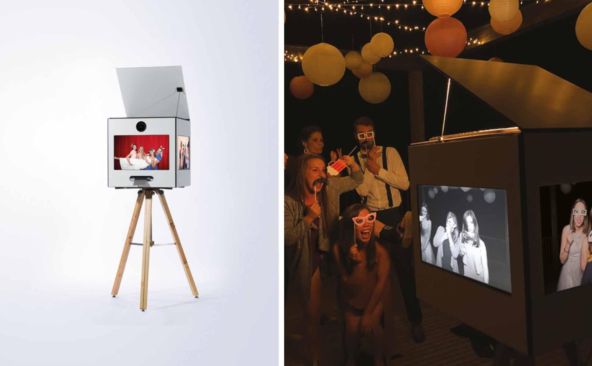 Photocube   Fotobox für eure Hochzeit