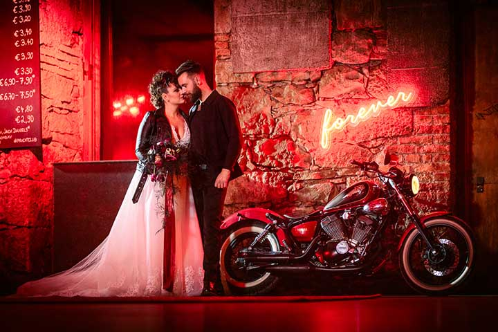 Wild at Heart – Heiraten im Conrad Sohm