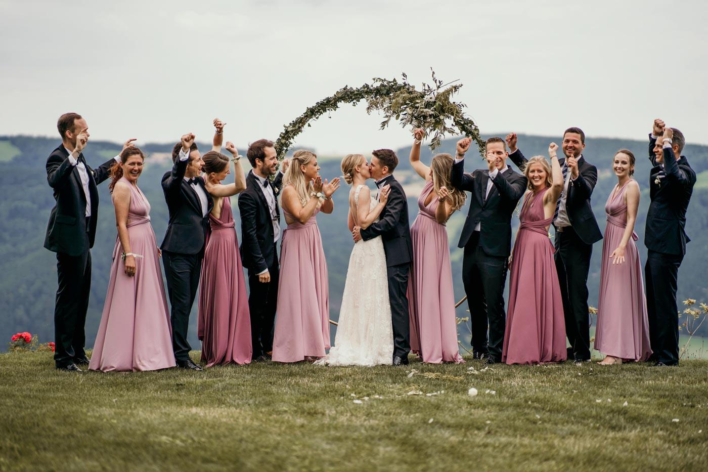 """Hochzeitsfotografie und Videografie """"verfilmt"""""""