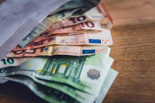Hochzeitsgeschenk: Geld wünschen