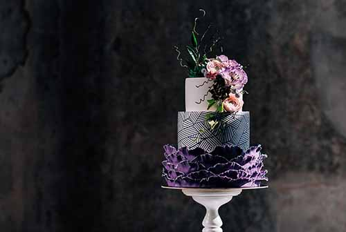5 steps to the right wedding cake