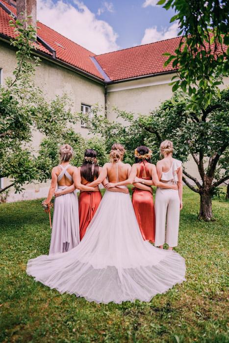 Copper is the new Gold: Hochzeit beim Kupferwirt
