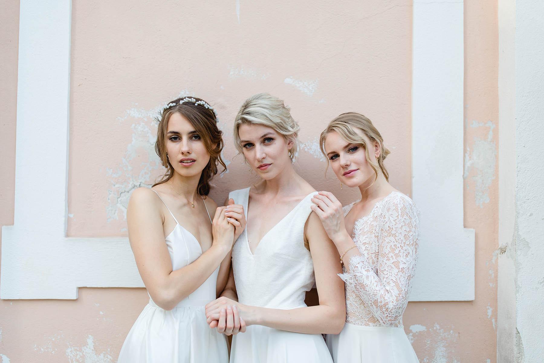 Brautmode von Julia Sophie