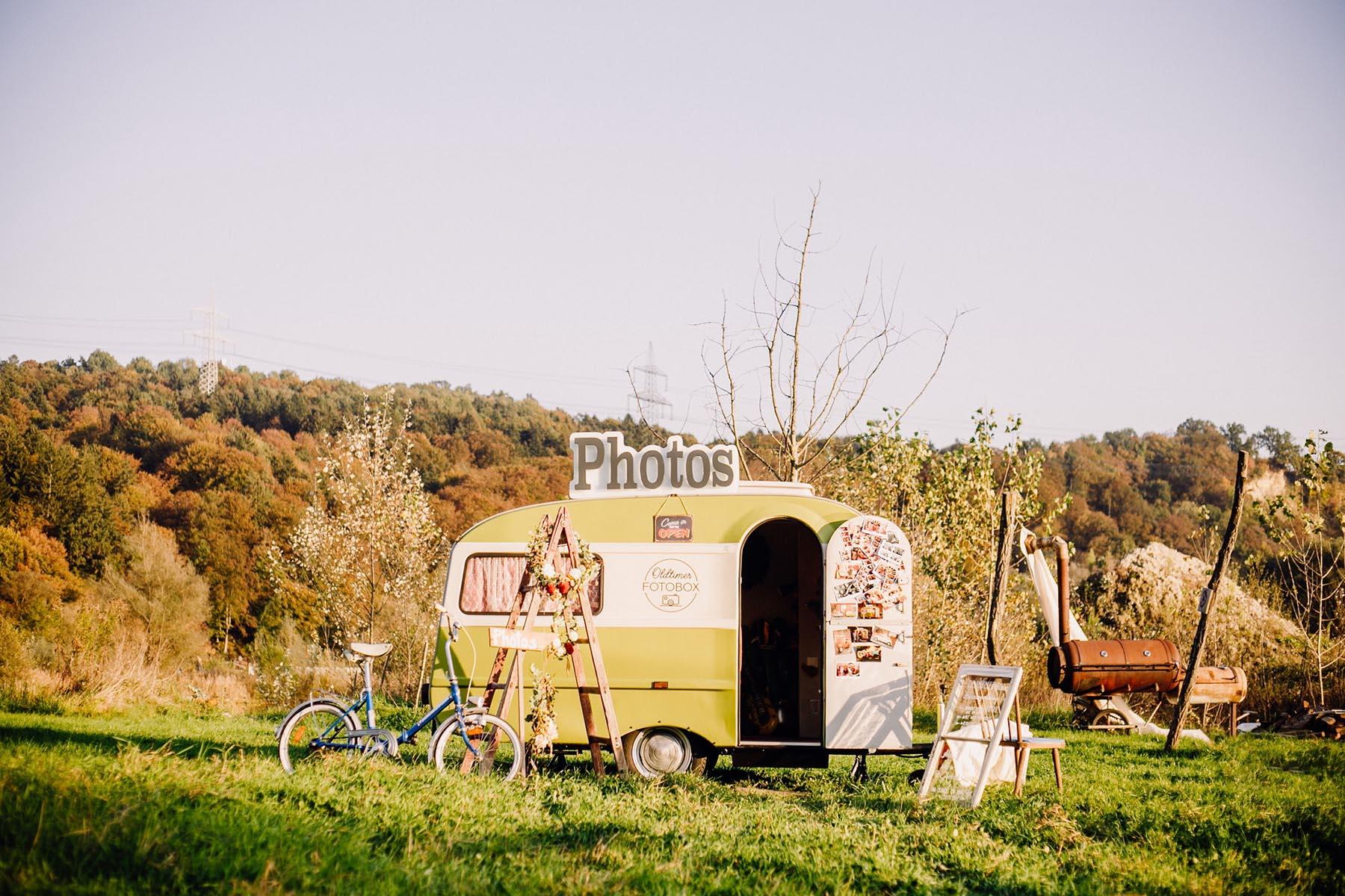 Die Oldtimer Fotobox – Fotobox für eure Hochzeit