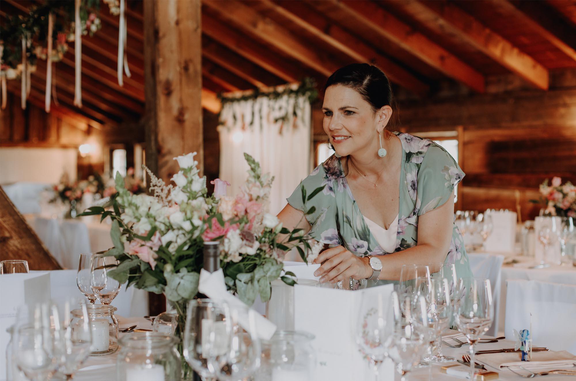 Jasagerei – Hochzeitsplanerin Sylvia Rill