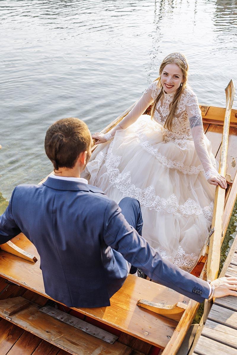 """Hochzeitslocation """"Strandhotel Weissensee"""""""