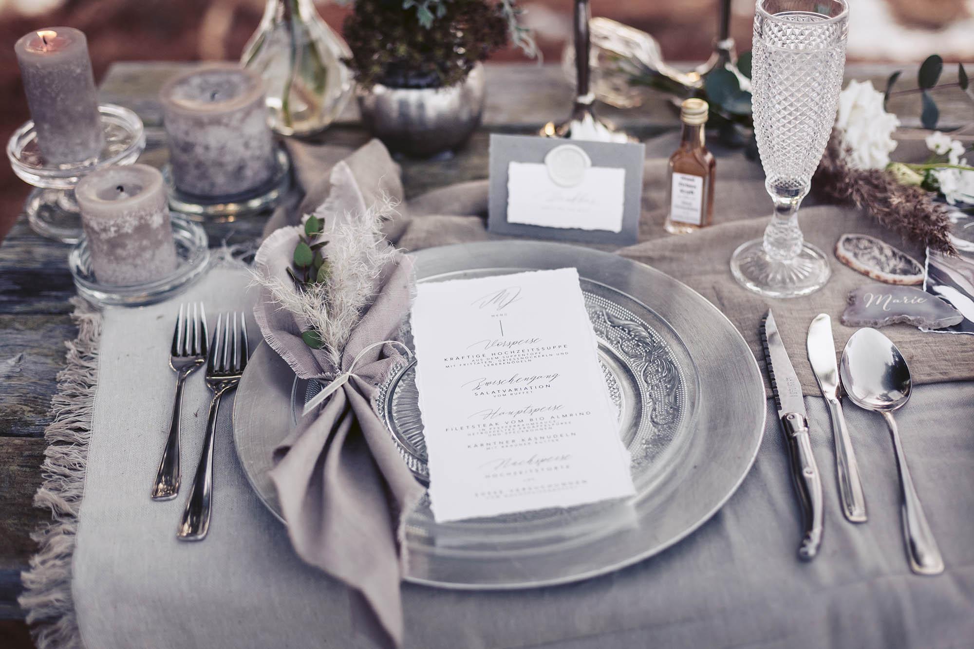 Hochzeitspapeterie von Anja Auer