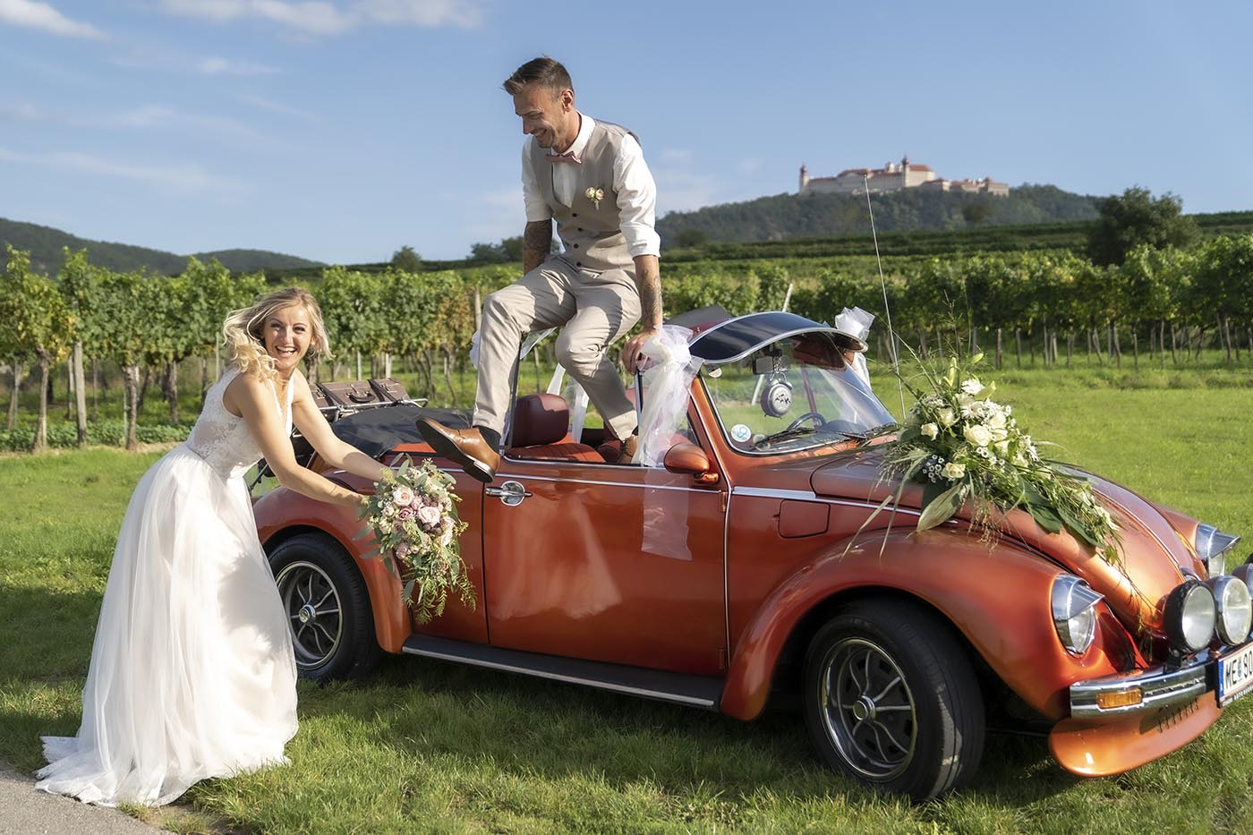 Hochzeitsfotografin Irene Mühlbauer