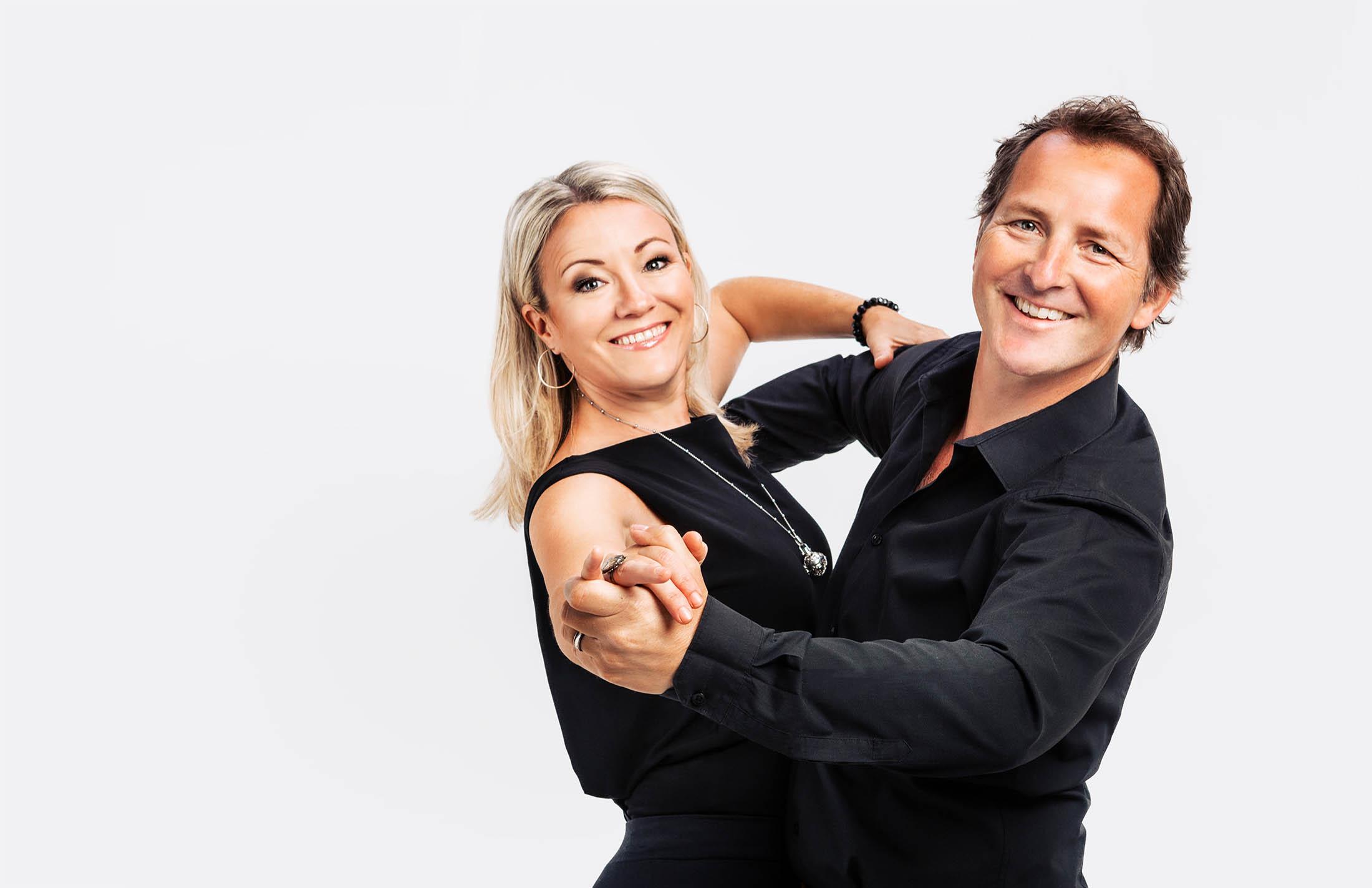 Andy & Kelly Kainz - danscursus voor uw bruiloft