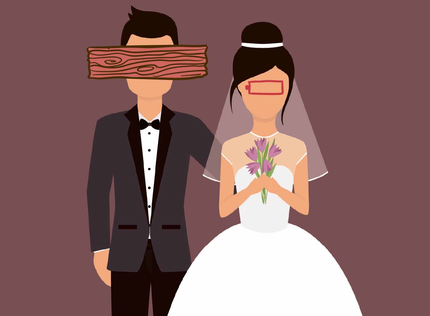 5 Regeln gegen Chaos bei der Hochzeitsplanung