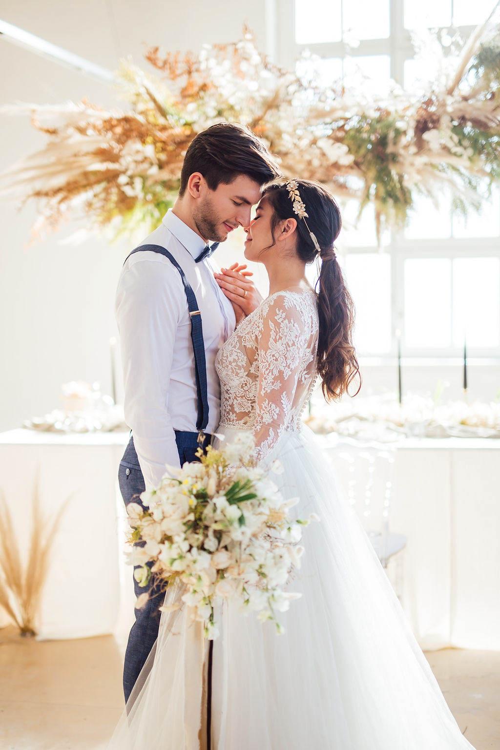 You are my Sunlight – Fine Art Hochzeit in sonnigen Farben