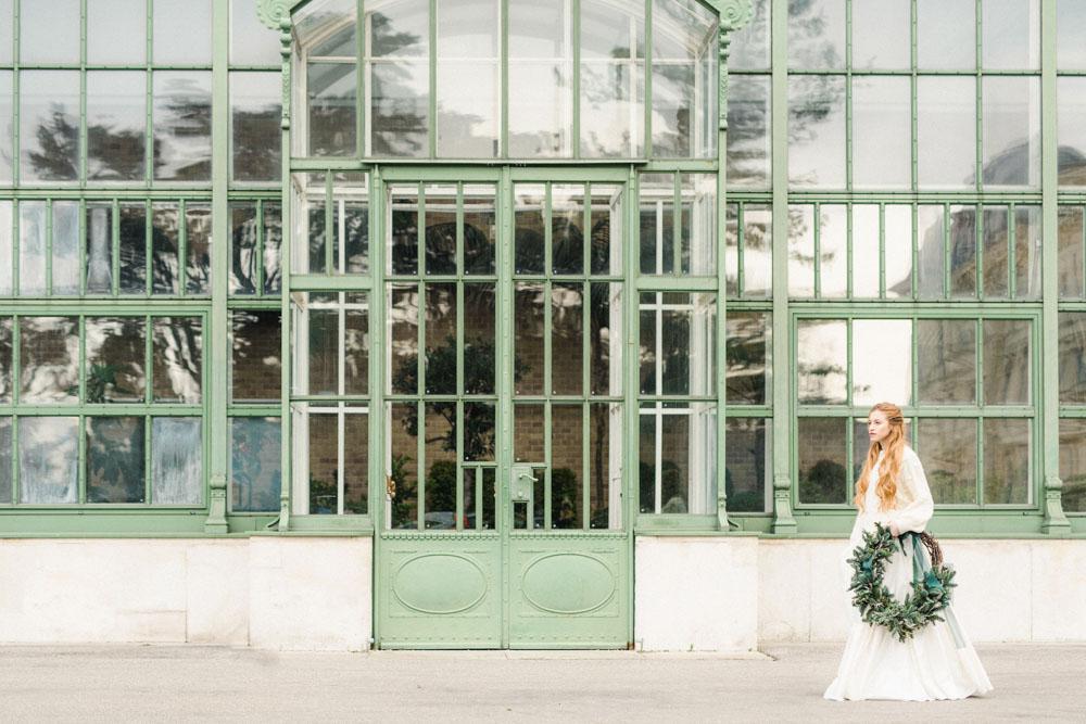 Marry & Bright - Christmas wedding inspiration