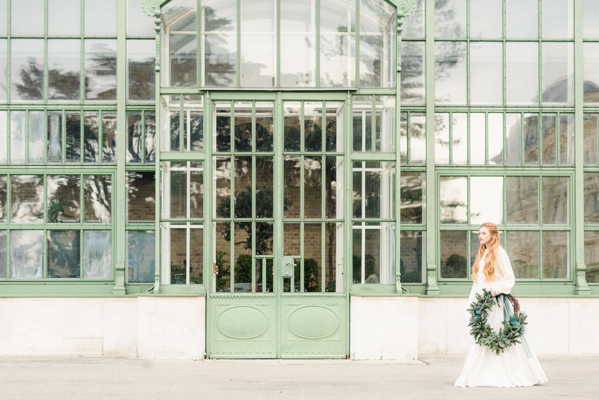 Marry & Bright – Weihnachtliche Hochzeitsinspiration