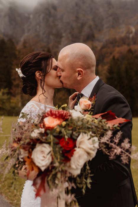 I fall for you: Heiraten in den Farben des Herbsts